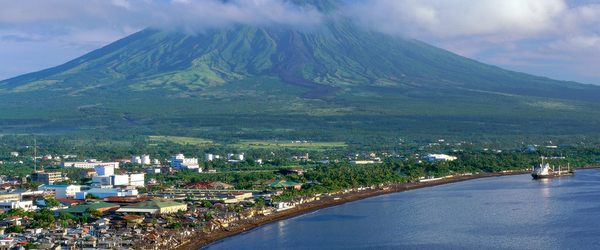 Mount Mayon, Legazpi City, Luzon Islands, Philip