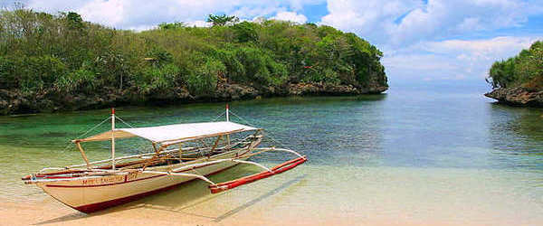 The Mysterious Islands of Guimaras