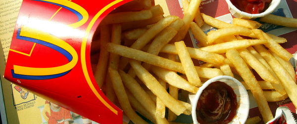 western style fast food in the Philippines