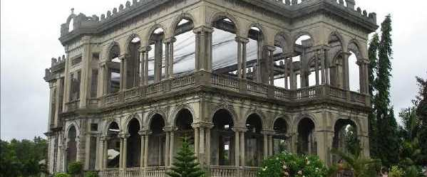 the ruins bacolod how to get there